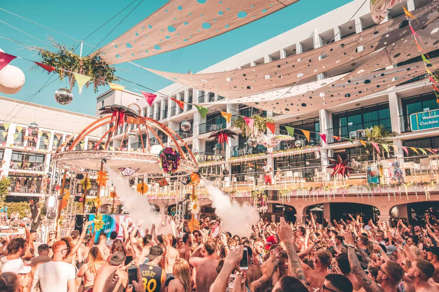 Cuckoo Land Pool Party Ibiza 2020 - Tickets, Events and Lineup 1