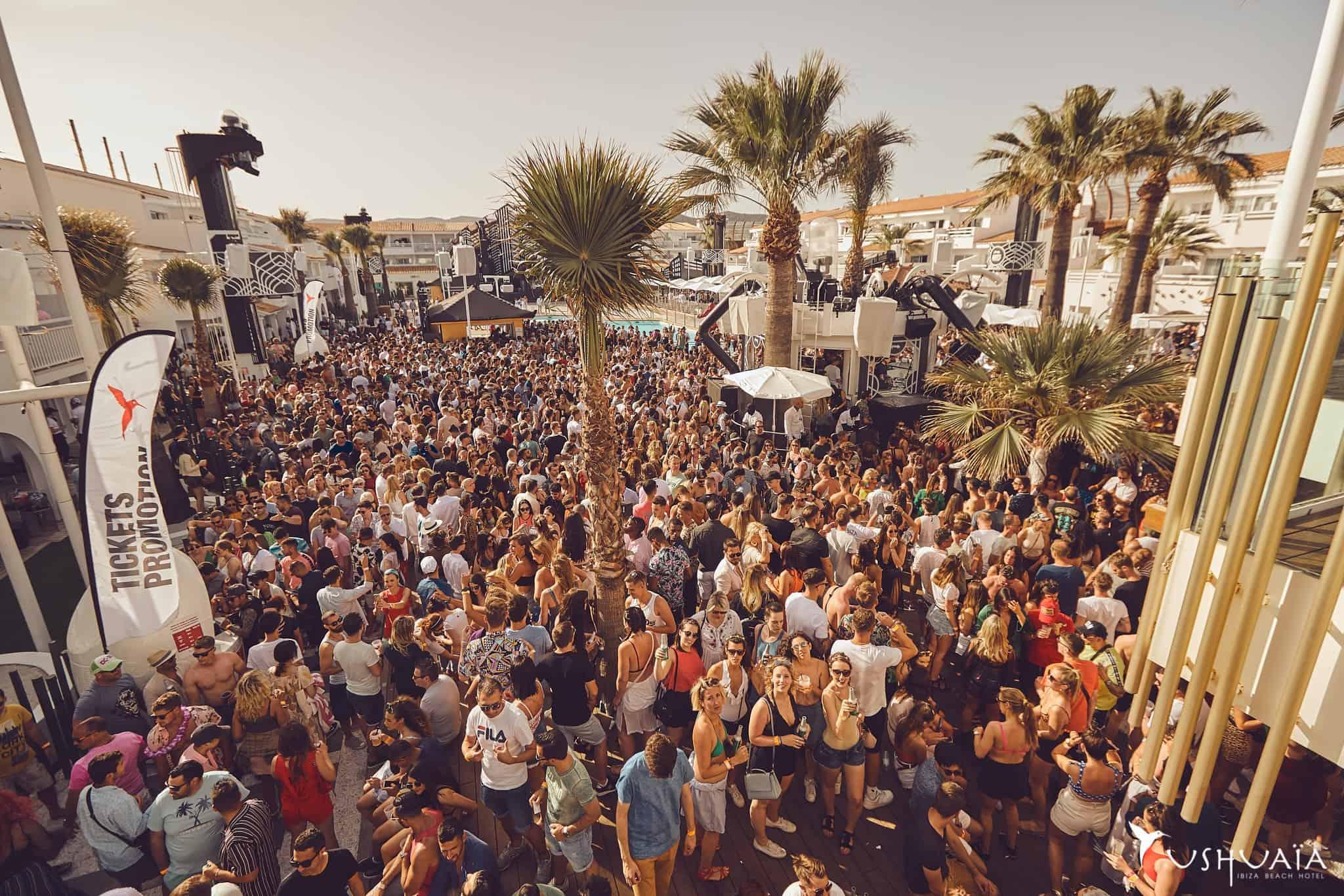 Ushuaia Ibiza 2019