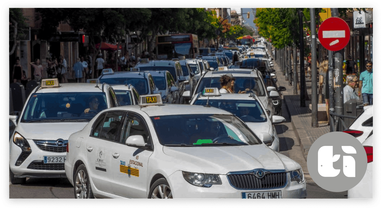Uber in Ibiza? The Next Best Thing 9