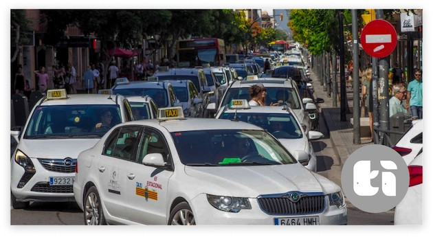 Uber in Ibiza? The Next Best Thing 11