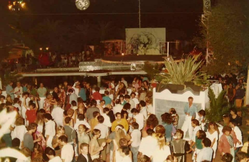 Ku Ibiza 1980s