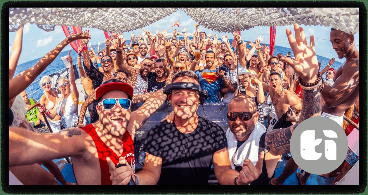 Ibiza Boat Parties 2021 8