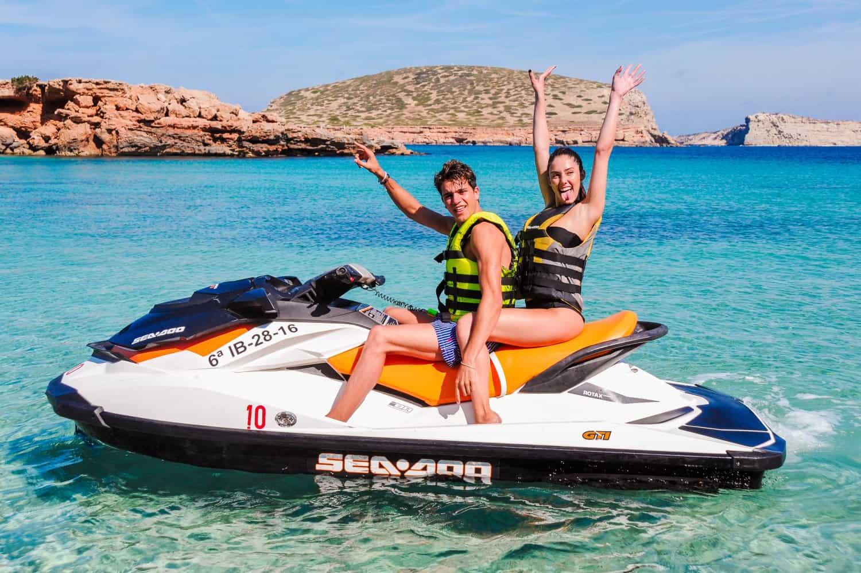 Jet Ski Boat Party
