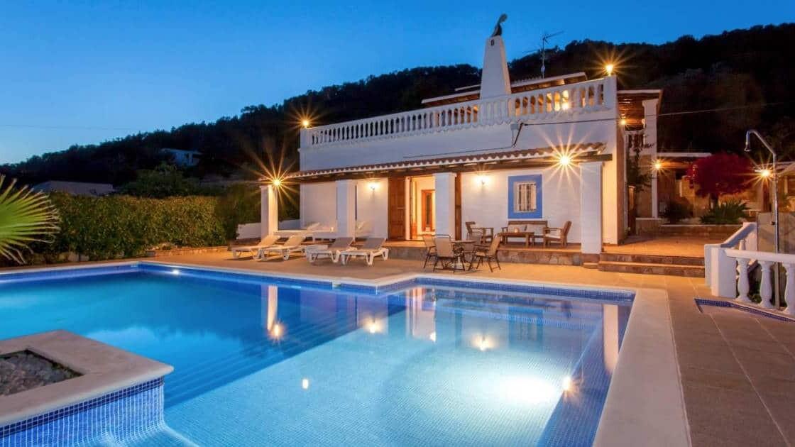 Ibiza Cheap Villas