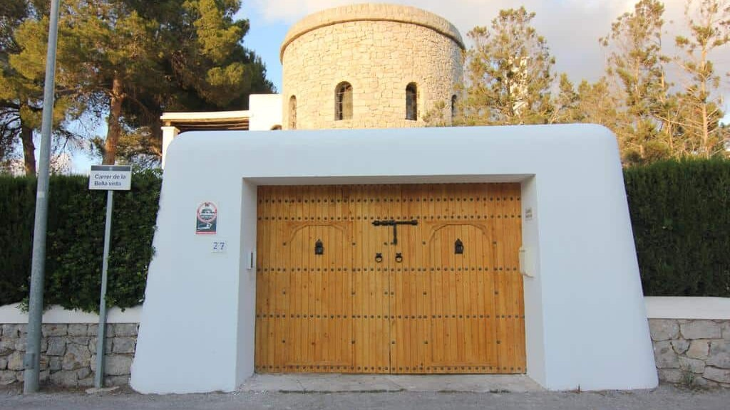 NWT Villa Tower Ibiza