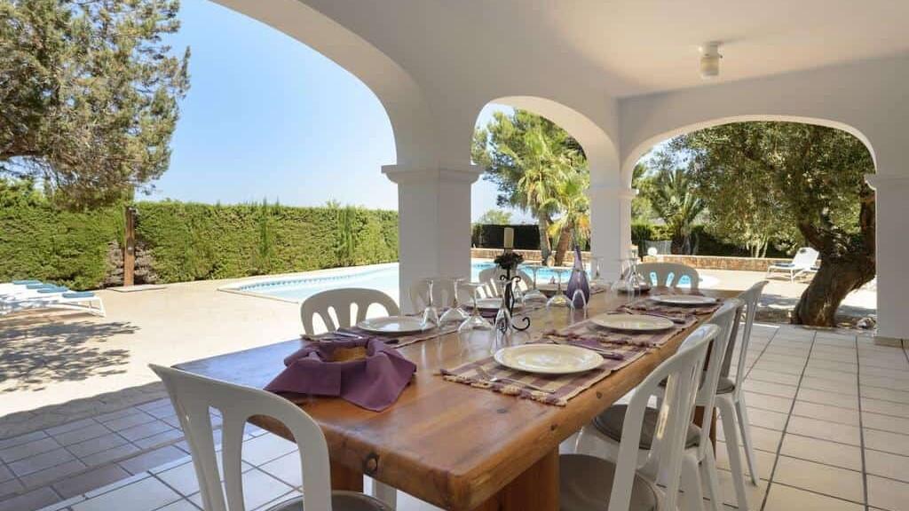 Villa Oasis Ibiza