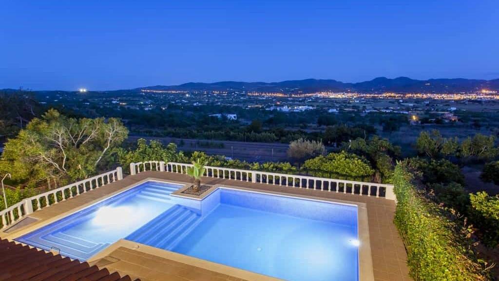 Villa Paris Ibiza