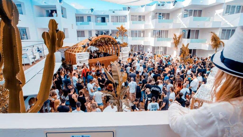 The 10 Best Ibiza Party Hotels 2021 10