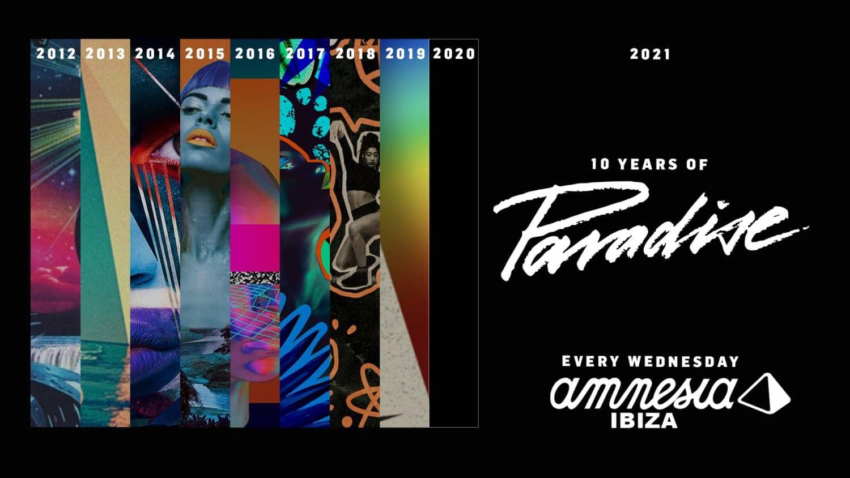 Paradise Ibiza 2021
