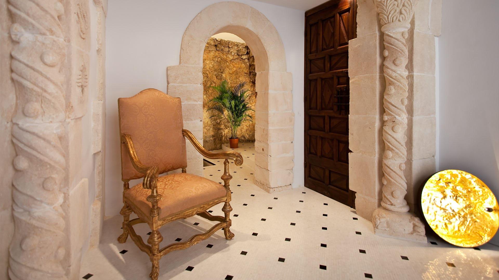 Dalt Vila Palace Luxury Ibiza Villa