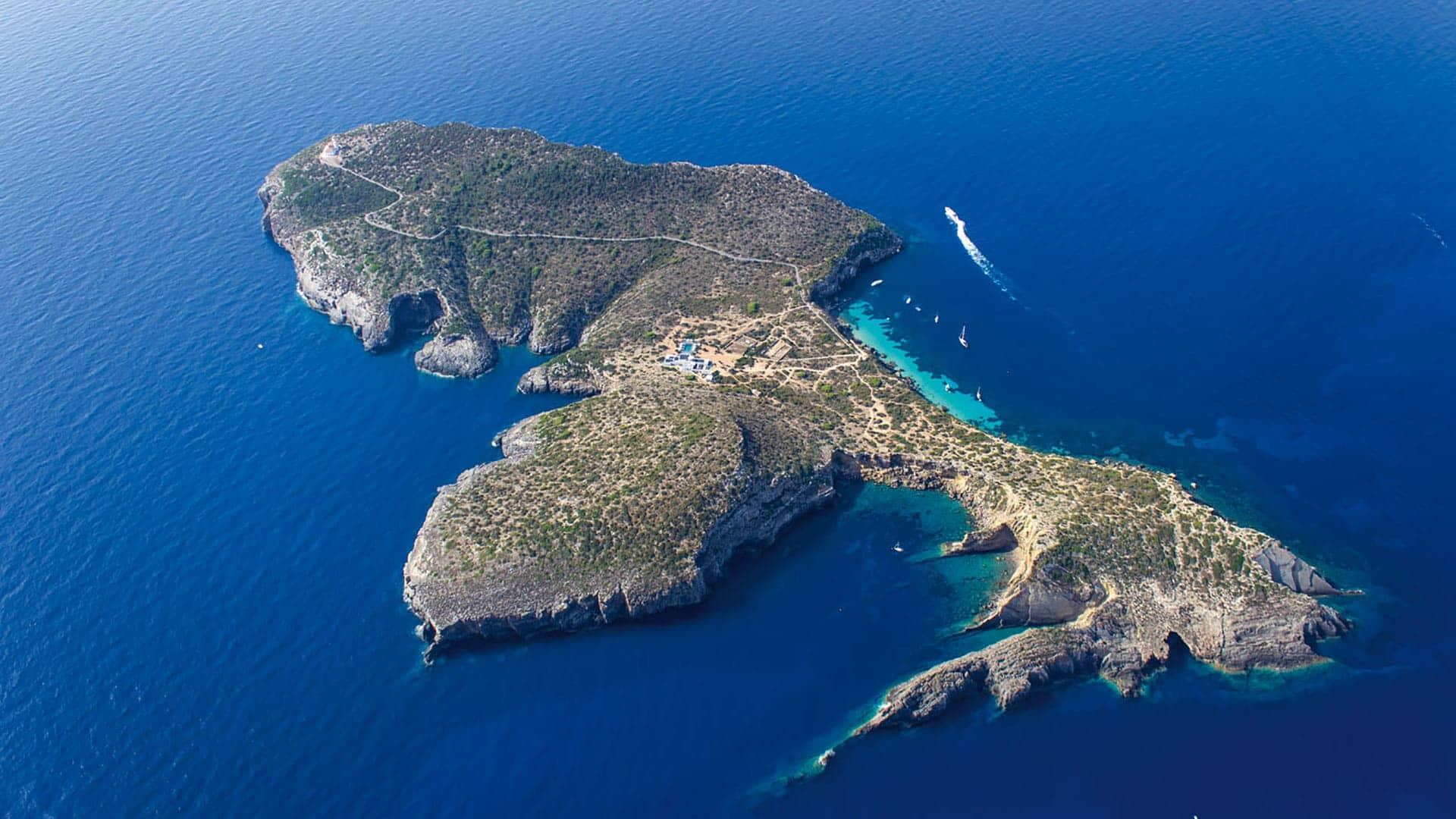 Tagomago Island Luxury Ibiza Villa