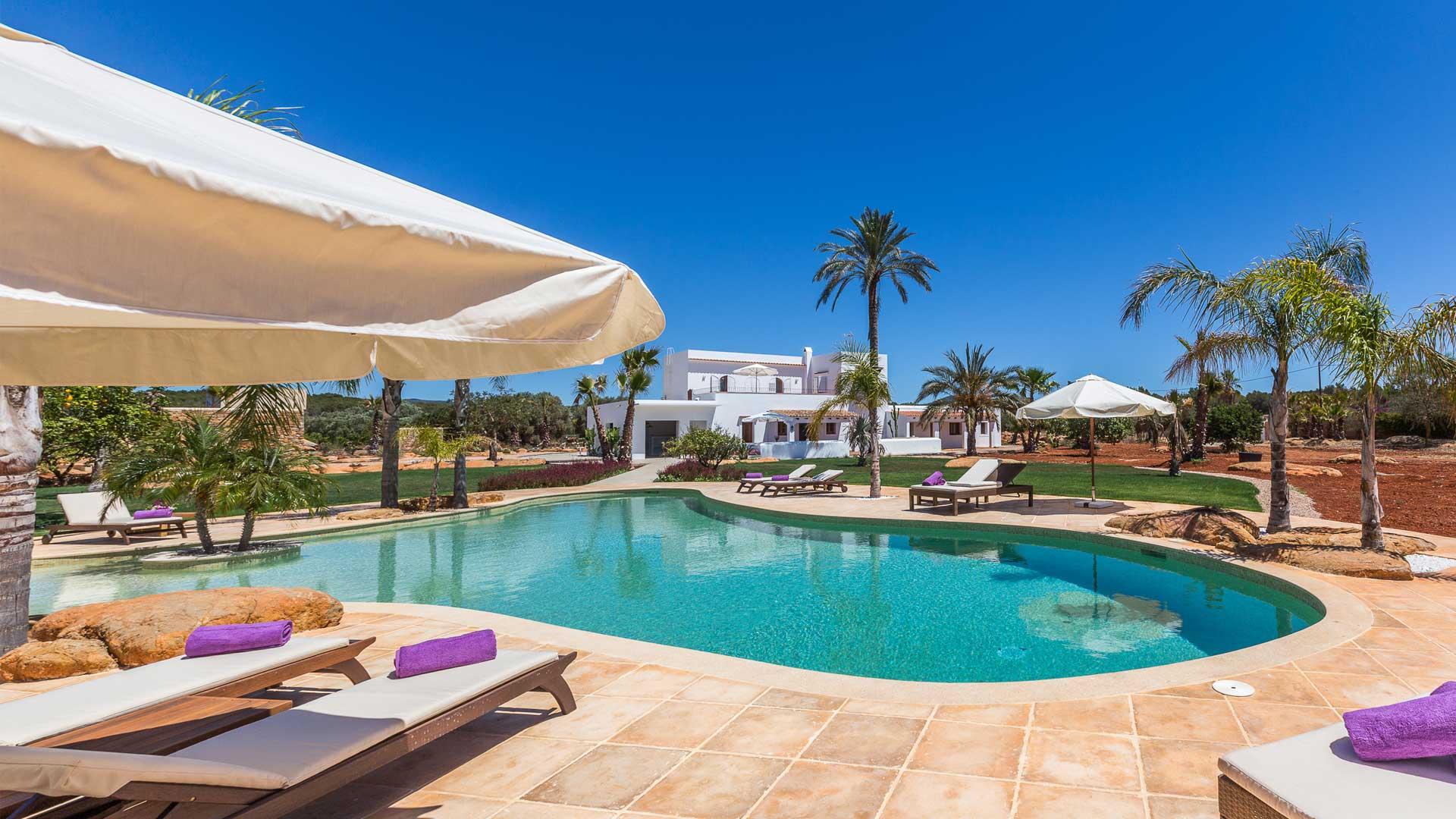 Luxury Ibiza Villa Es Canar