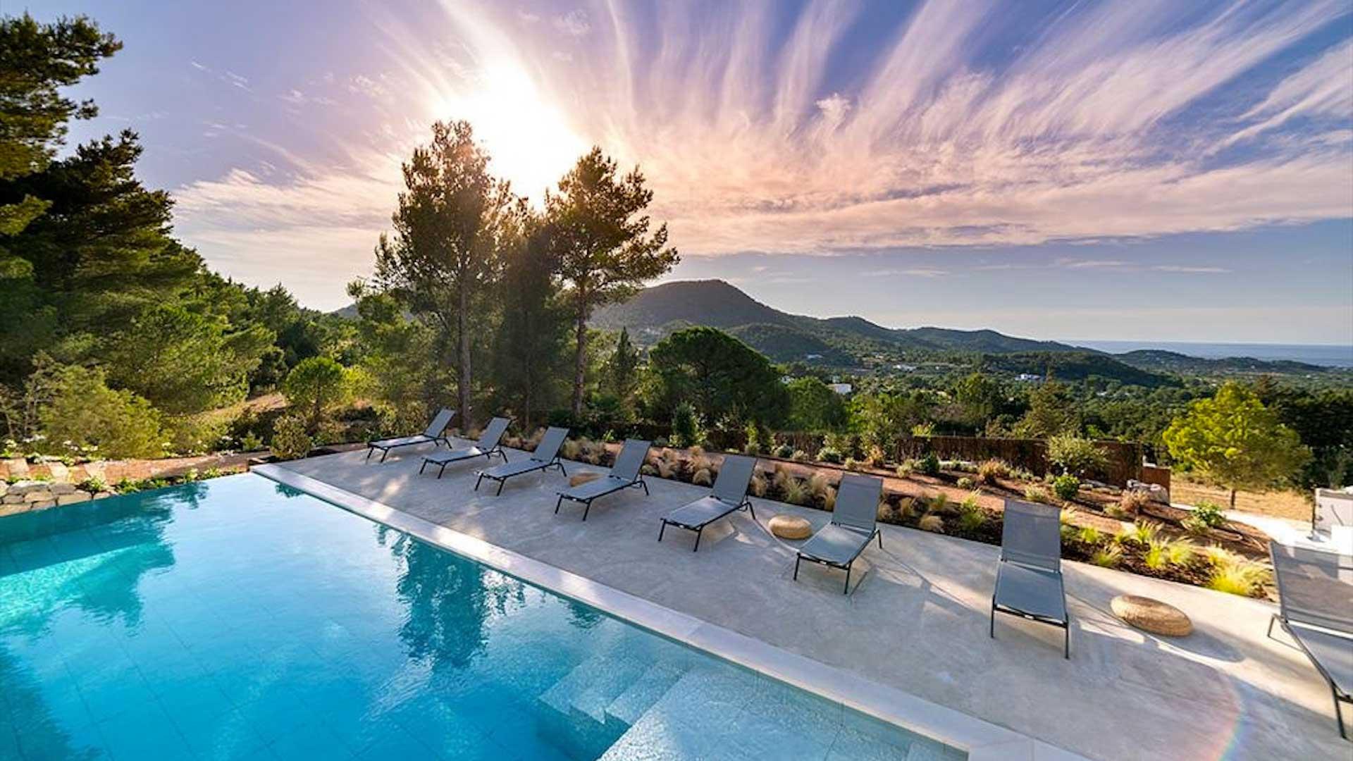 Ibiza Luxury Villa Manuaya