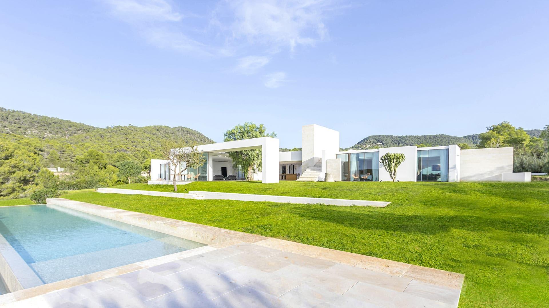 Luxury Ibiza Villa Mikkie