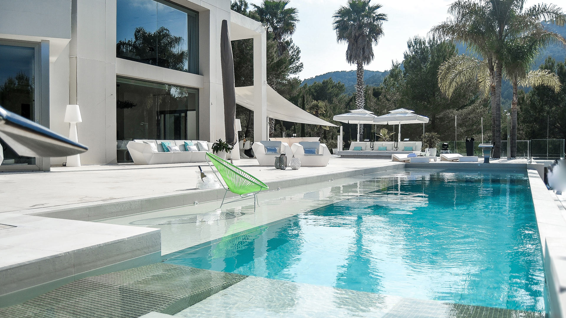 Villa Rock Ibiza Luxury