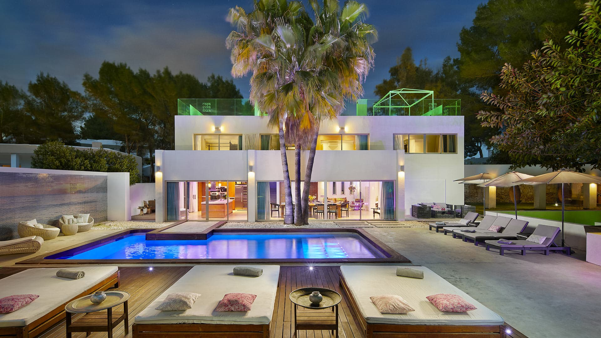 Casa India Ibiza Luxury Villa